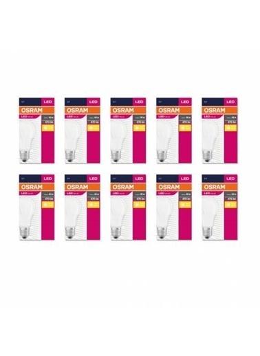 Osram Led Value 5W 470 Lm 10 Lu Paket Sarı Işık E27 Ampul Renksiz